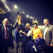 Flaming Marvel Wows Wolverhampton